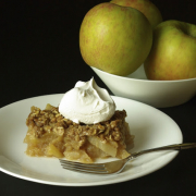Apple Crisp - Healthified!