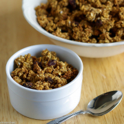 Pumpkin Spiced Granola