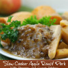 Slow Cooker Roast Pork with Parsnips and Sweet Potatoes