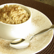 Creamy Rice Pudding (With Vegan Option!)