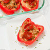 Pizza Stuffed Peppers - The Works
